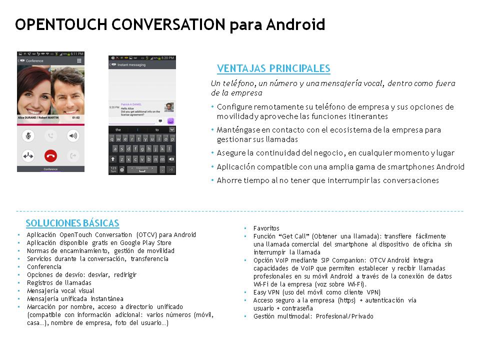 Alcatel-Aplicaciones-Movilidad off site Android