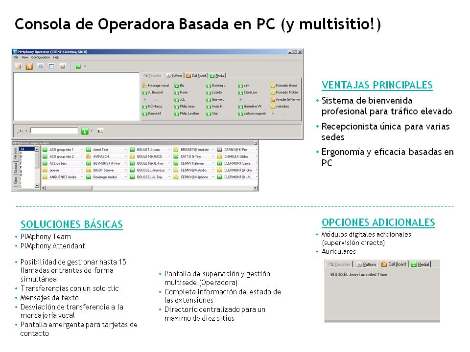 Alcatel-Aplicaciones-Operadora en PC